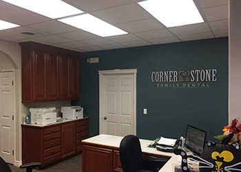 Cornerstone dental office
