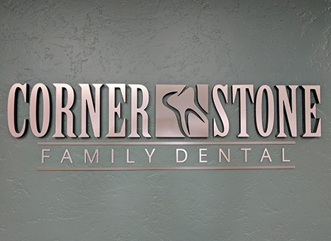 Cornerstone Family Dental logo